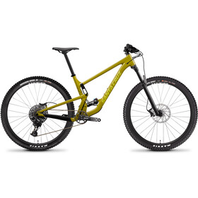 Santa Cruz Tallboy 4 AL D-Kit, Rocksteady Yellow/Yellow